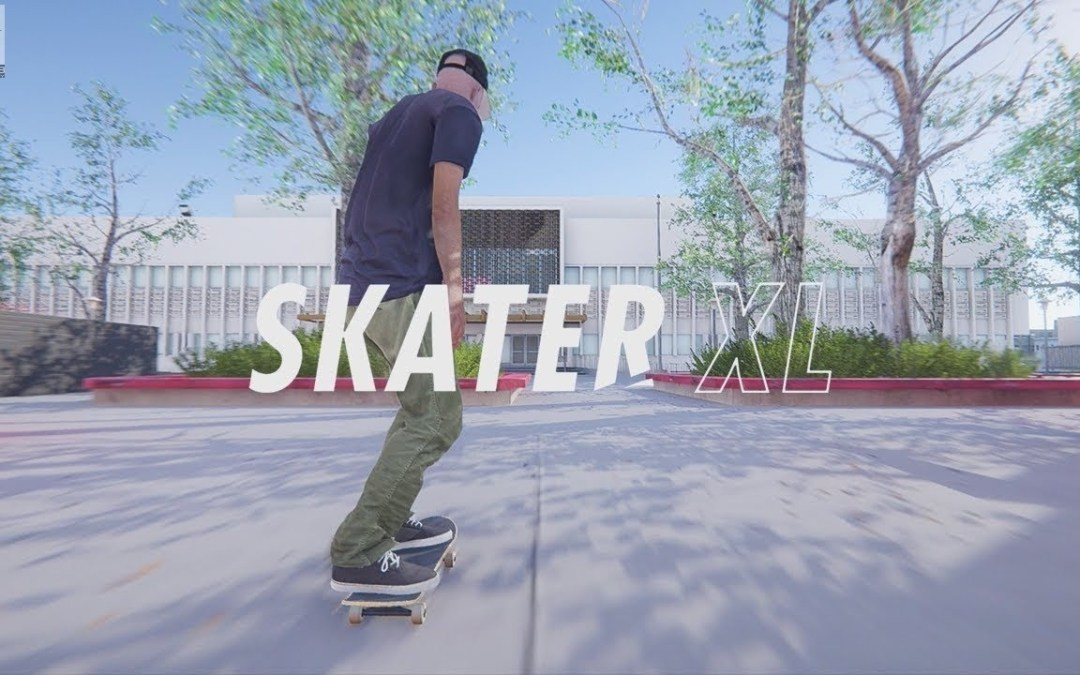 Skater XL with Easy Day Studio