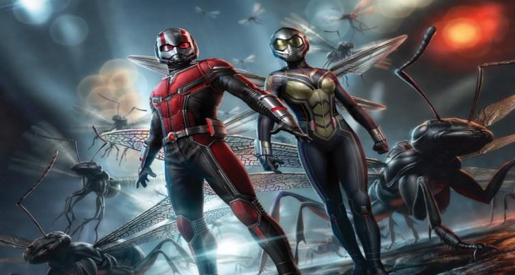 Ant-Man and the Wasp Scannain Review