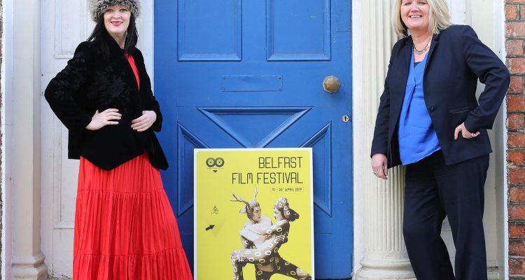 Belfast Film Festival Launch