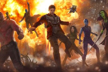Guardians of the Galaxy Vol. 2 Scannain Review