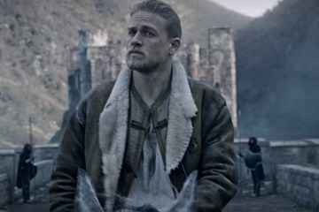 King Arthur: Legend of the Sword Character art news