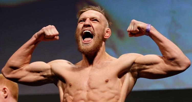 Conor McGregor: Notorious Scannain Review