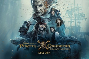 Pirates of the Caribbean: Salazar's Revenge Scannain Review