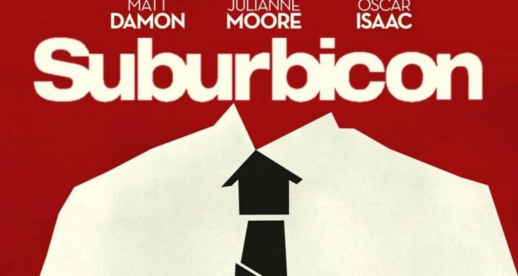 Suburbicon Scannain Review