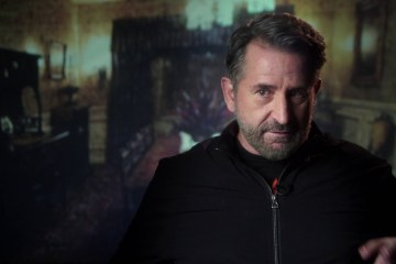 Anthony LaPaglia talks Annabelle: Creation