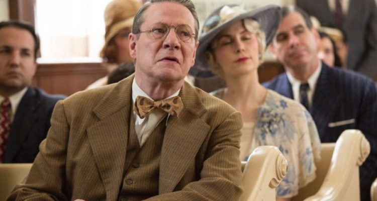 Chris Cooper - Live by Night