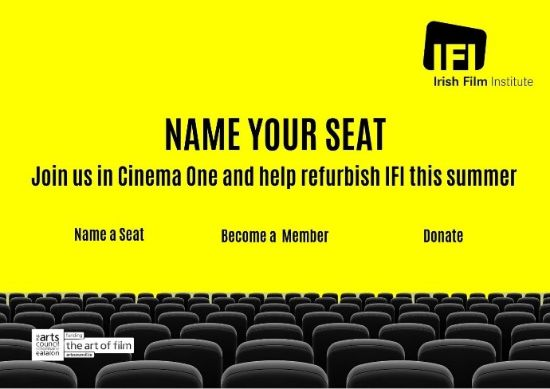 IFI Name Your Seat Campaign