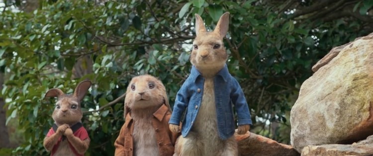 Peter Rabbit Scannain