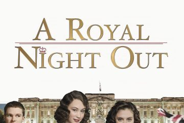 A Royal Night Out - Poster
