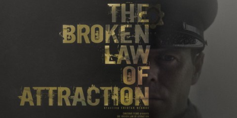 The Broken Law of Attraction - Quad Poster