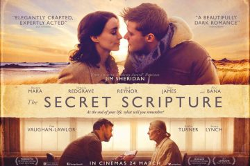 The Secret Scripture - Quad Poster