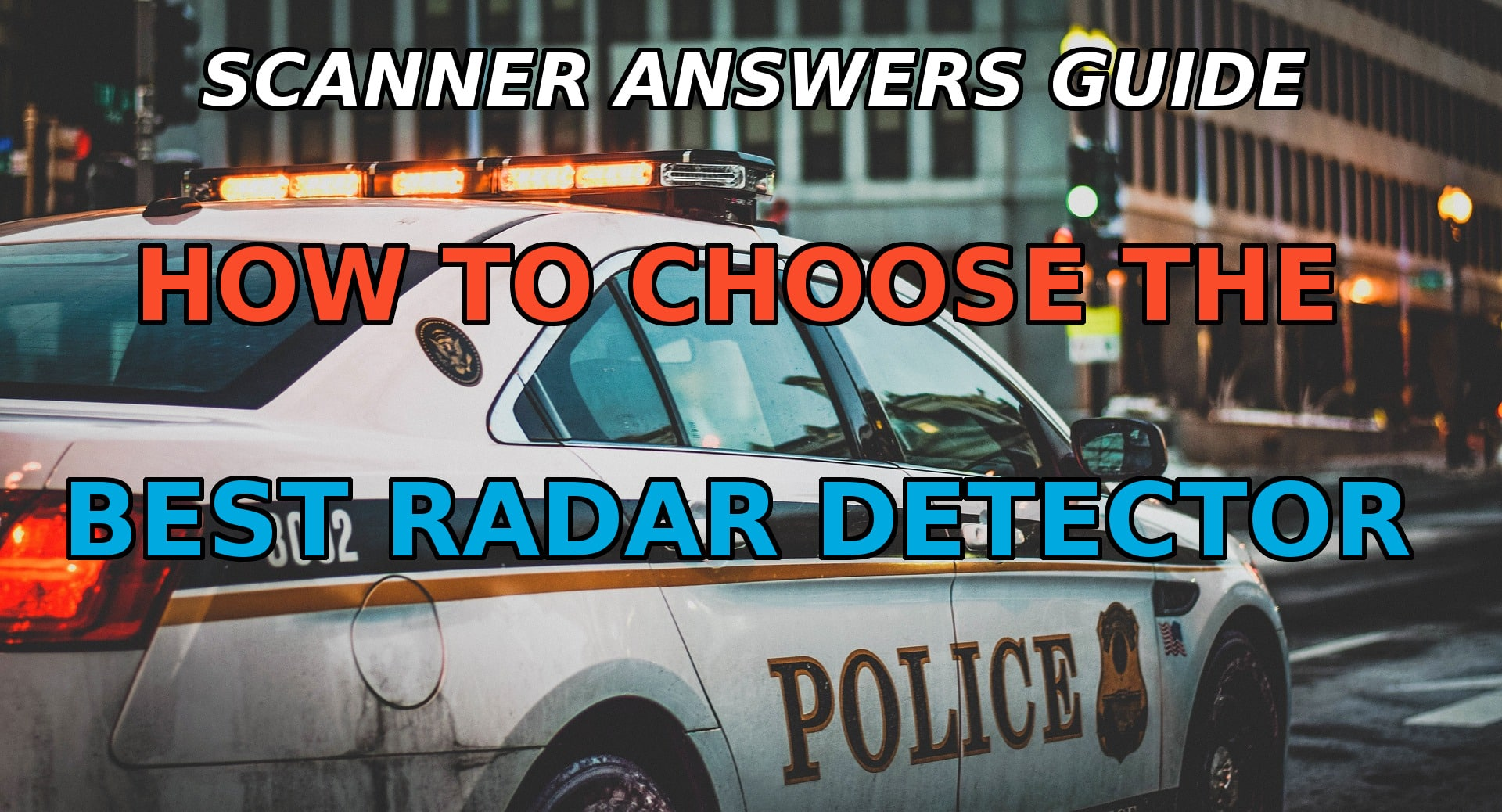 Six Of The Best Radar Detectors For The Money 2017 Guide