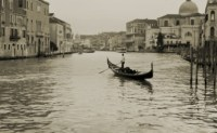 Gondel Venetië