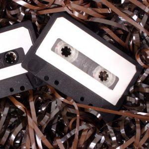 Digitaliseren van gebroken cassettes
