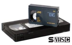 S VHS C digitaliseren