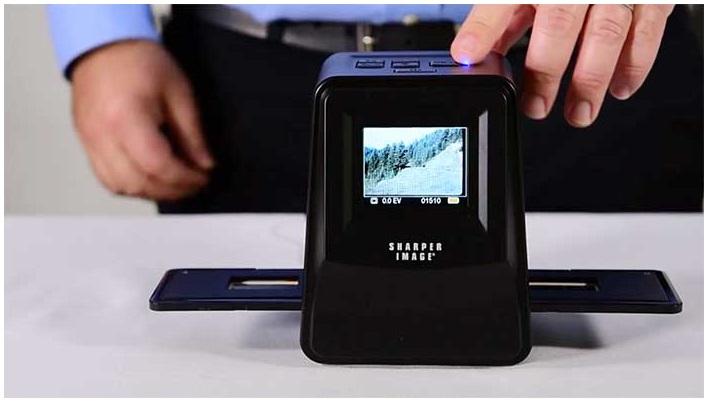 Best Negative Scanner 2020 - Slide scanner, Flatbed Film Scanner