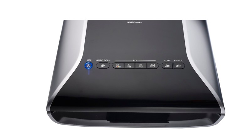 Canon CanoScan 9000F MKII the Best Quality Negative Film Scanner