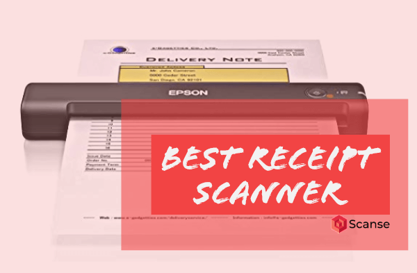 Top Receipt Scanner