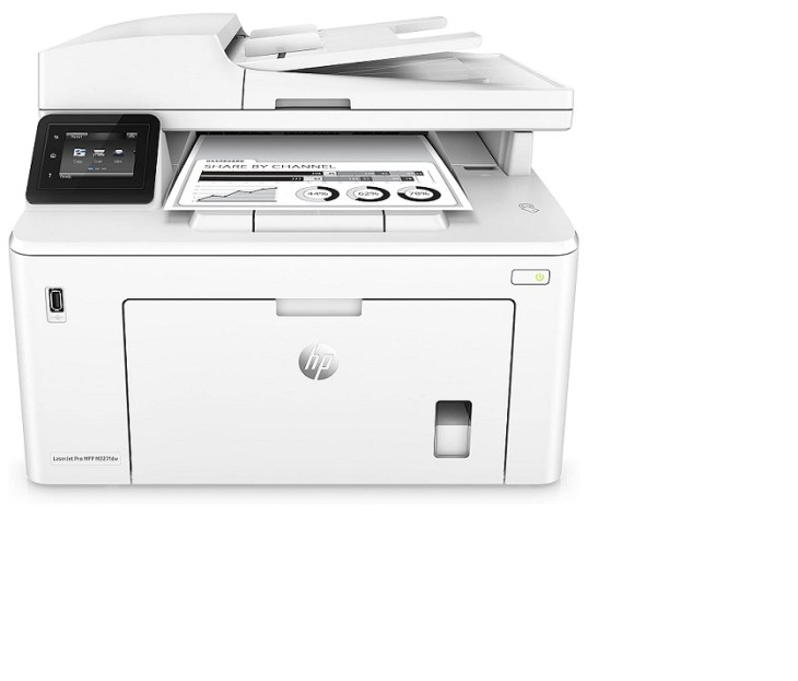 HP LaserJet Pro M227fdw All in One Wireless Laser Printer