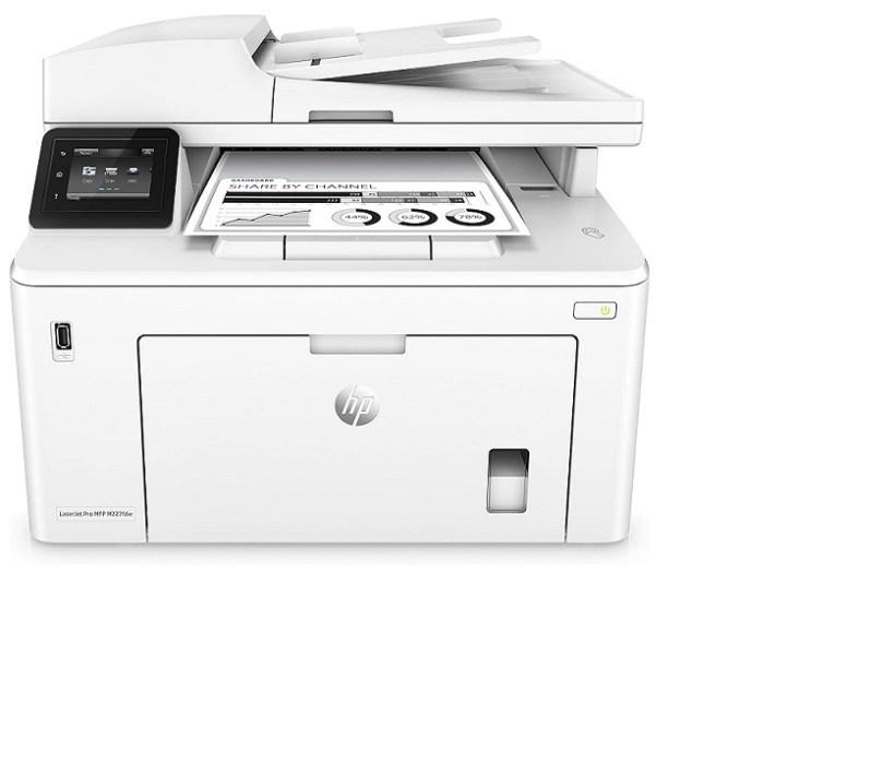 HP LaserJet Pro M227fdw All in One Wireless Laser Printer