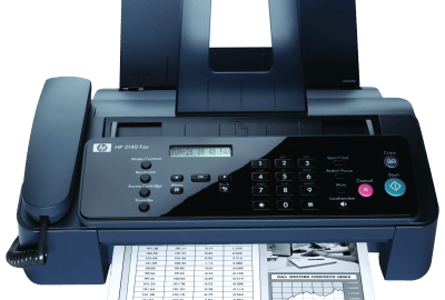Send Fax Using PC faxable Printer