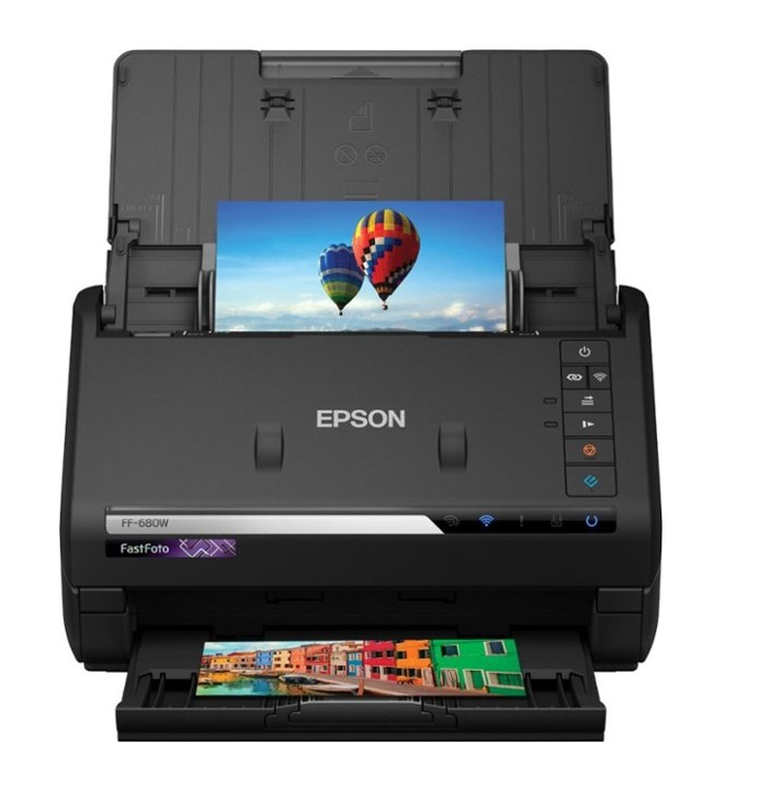 Epson FastFoto FF 680 - Best Photo Scanner in 2020