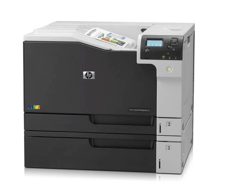 HP Color LaserJet Enterprise M750n Best HP 11x17 Printer
