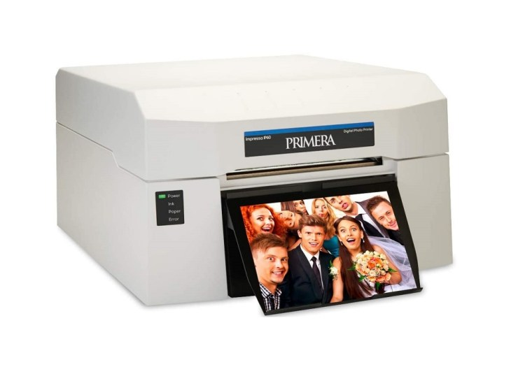 Primera Impressa IP60 – Best 4×6 photos printer for photo booths in 2020