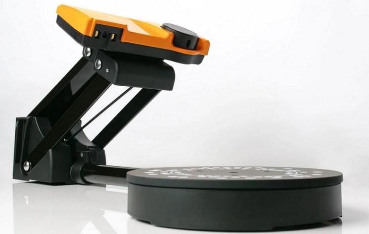 SOL 3D Scanner Best Desktop Laser 3D Scanner