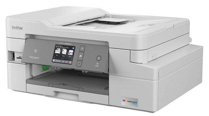 Brother MFC J995DW Inkvestment Tank – Best Affordable AIO Sublimation Printer