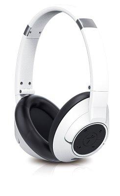 Genius HS-930BT Bluetooth Headset White
