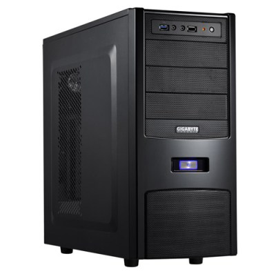 Gigabyte IF333 Miditower USB 3.0 Ready Case no PSU