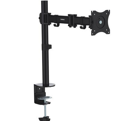 VonHaus Single Arm Monitor Desk Mount Suitable