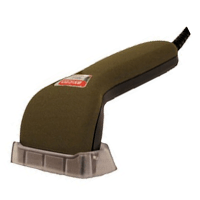 The axicon 6025-S uses a continuous scan feature to grade small 1D barcodes
