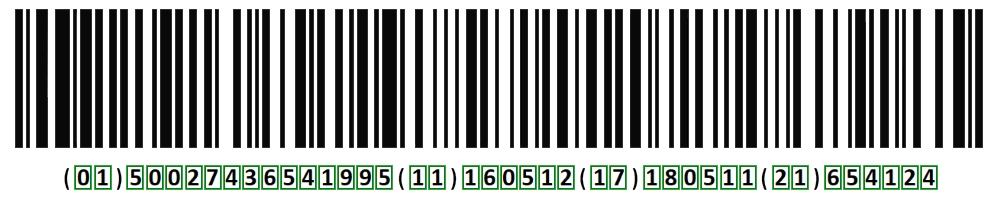 barcode validation for checking of barcode data content