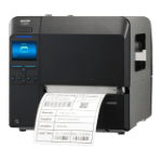 label printing sato cl6nx label printer