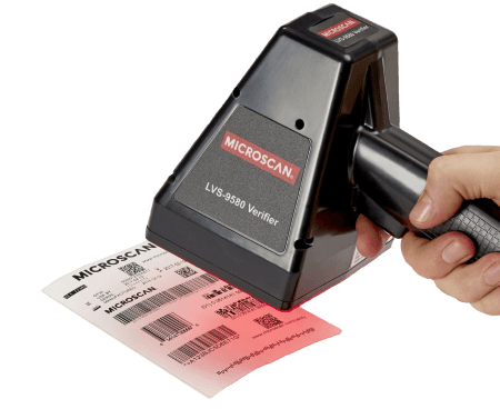 what is a barcode verifier
