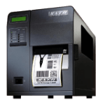label printing sato m84pro label printer