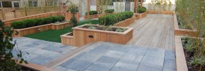 Commercial hardscape from Scape-Abilities