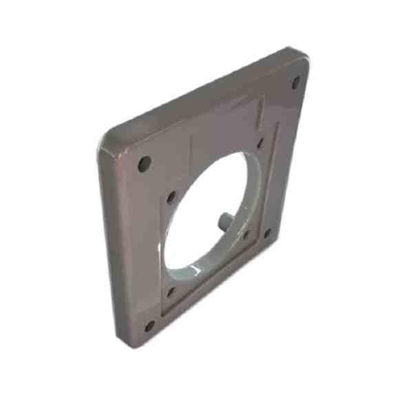 Adapterplatte, grau ABL Sursum ZAPSCHU SCAPO