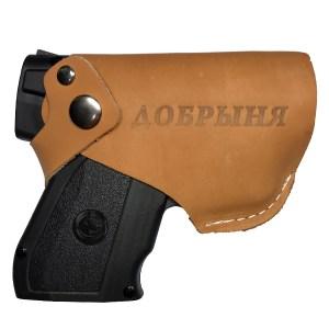 Кобура для пистолета Добрыня с клипсой