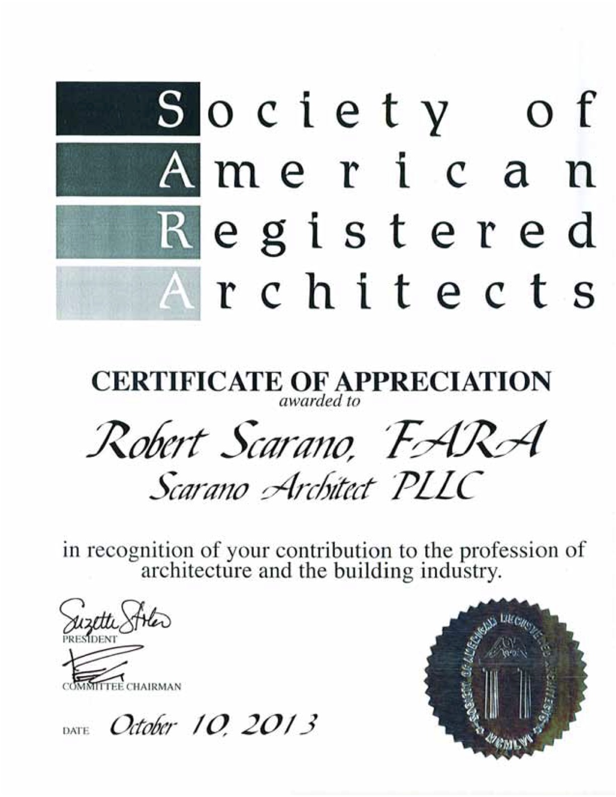 Scarano Architect
