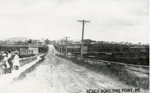 Pine Point Road, ca. 1907