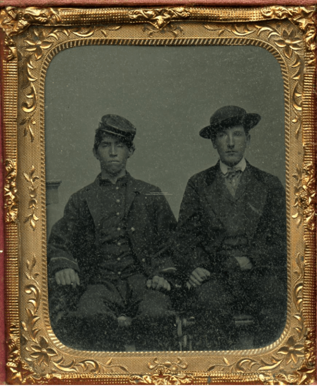 Sumner Cummings Libby, Scarborough, 1863