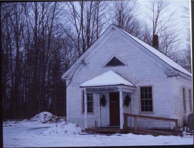 Beech Ridge School, ca. 1947