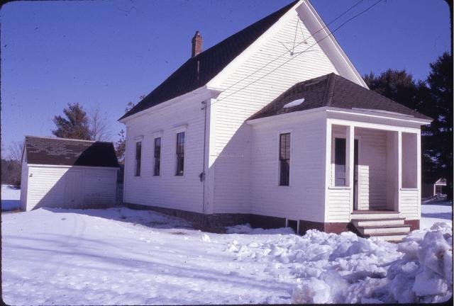Libby School, Scarborough, ca. 1959