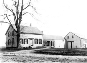 Photo of the Peterson-Willey Farm at Pleasant Hill, Scarborough, ME