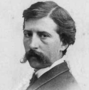 Photo of Winslow Homer as a young man