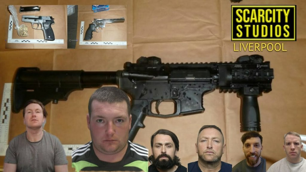 Burdett brothers jailed for importing 16 firearms