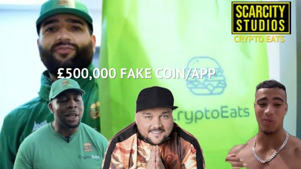Crypto Eats Uk scams £500,000 off UK investors using social media Influencers